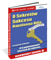 eBook - 8 Sekretów Sukcesu Napoleona Hilla