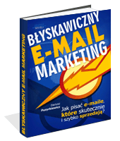 eBook - Błyskawiczny E-mail Marketing