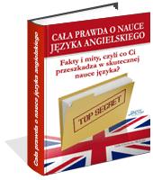 eBook - Cała Prawda O Nauce Języka Angielskiego