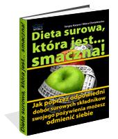 eBook - Dieta Surowa, Która Jest... Smaczna!