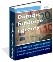 eBook - Dotacje, Fundusze I Granty