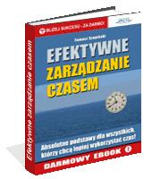 eBook - Efektywne Zarządzanie Czasem