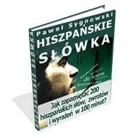 eBook - Hiszpańskie Słówka