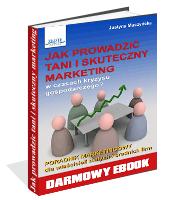 eBook - Jak Prowadzić Tani I Skuteczny Marketing?