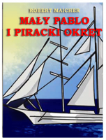eBook - Mały Pablo I Piracki Okręt