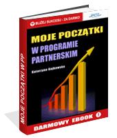 eBook - Moje Poczatki W Programie Partnerskim