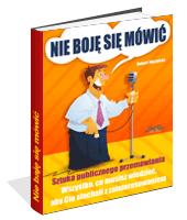 eBook - Nie Boję Się Mówić!