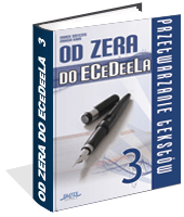 eBook - Od Zera Do ECeDeeLa - Cz. 3