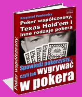 eBook - Poker Współczesny. Texas Hold'em I Inne Odmiany Pokera