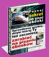 eBook - Poznaj Sekret Jak Pisać Ebooki