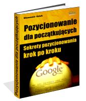 eBook - Pozycjonowanie Dla Początkujących