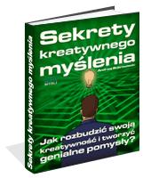 eBook - Sekrety Kreatywnego Myślenia