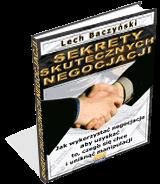 eBook - Sekrety Skutecznych Negocjacji