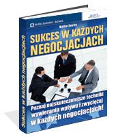 eBook - Sukces W Każdych Negocjacjach
