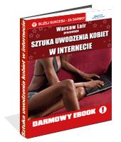 eBook - Sztuka Uwodzenia Kobiet W Internecie