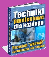 eBook - Techniki Pamięciowe Dla Każdego