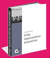 eBook - Urlop Wypoczynkowy Pracownika