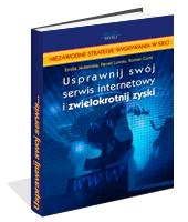 eBook - Usprawnij Swój Serwis Internetowy I Zwielokrotnij Zyski