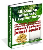 eBook - Witaminy, Minerały I Suplementy