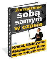 eBook - Zarządzanie Sobą Samym W Czasie
