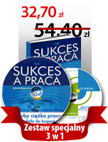 Sukces A Praca - 3w1 - AUDIO CD + EBOOK + DVD SPECIAL